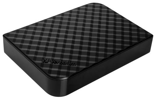 VERBATIM - 3TB - EXTERNAL HARD DRIVE 3.5 USB 3.0 CAMBRIDGE MODEL - AC POWERED