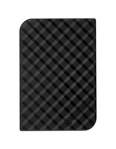 VERBATIM - 1TB - PORTABLE HARD DRIVE 2.5 USB 3.0 - BLACK