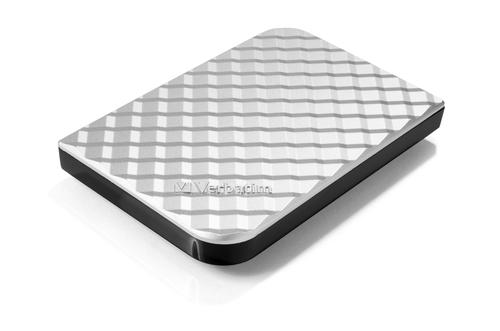 VERBATIM - 1TB - PORTABLE HARD DRIVE 2.5 USB 3.0 - SILVER