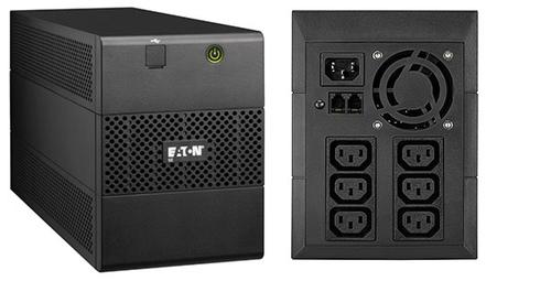 Eaton 5E 2000VA 1200Watts Line Interactive USB UPS, Retail Box , 1 year Limited Warranty