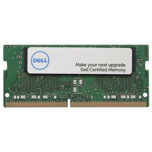 Dell 2 GB Certified Memory Module - 1Rx16 SODIMM 2400MHz