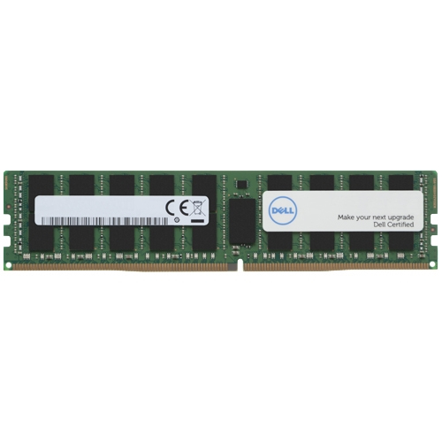 Dell 4GB Certified Memory Module - 2RX8 UDIMM 2400MHZ