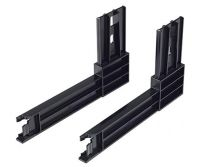 End Cap for VL Vertical Cable Manager 2 & 4 Post Racks (Qty 2)