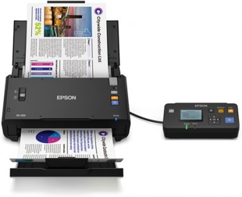 price of Epson Workforce DS-520N on ShopHub | ecommerce, price check, start a business, sell online