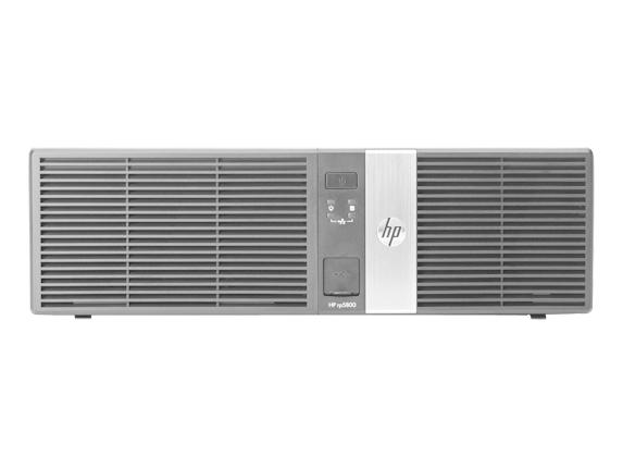 HP rp5800 Intel Pentium G850 500GB HDD 7200 SATA 2GB PC3-10600 Intel HD GFX Free...