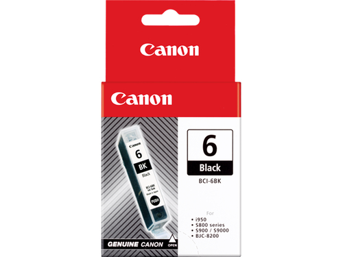 CANON - INK BLACK - BJC-8200 / S-800 / 820 / 820D / 830D / 900 / 9000 / I9100 / ...