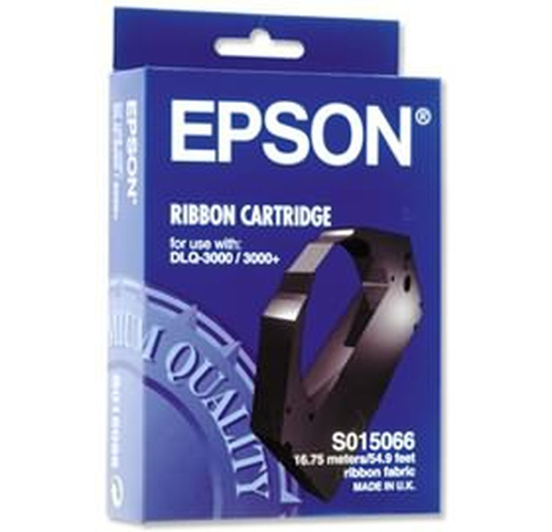 EPSON - RIBBON - BLACK - DLQ3000 / 3000+ / 3500