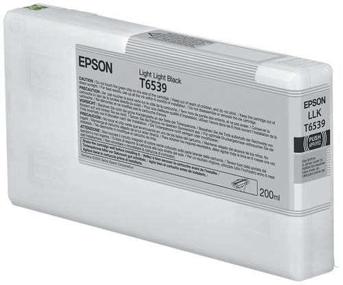 Pro 4900 Light Light Black Ink Cartridge 200ml