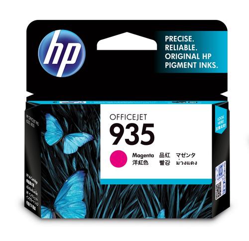 HP # 935 MAGENTA ORIGINAL INK CARTRIDGE OJ6830