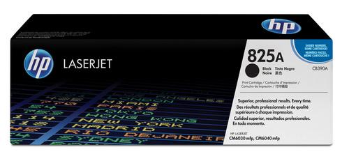 HP # 825A Black Original LaserJet Toner Cartridge