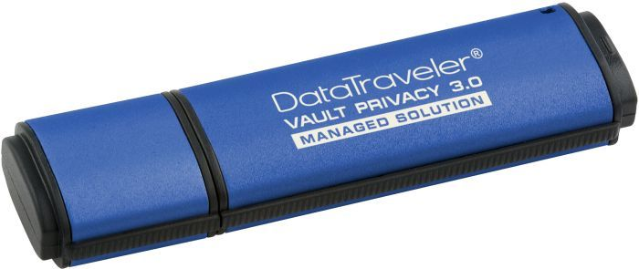 8GB USB 3.0 DTVP30 256bit AES Encrypted FIPS 197