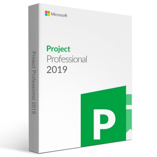 Project Pro 2019 - FPP - NEW!!