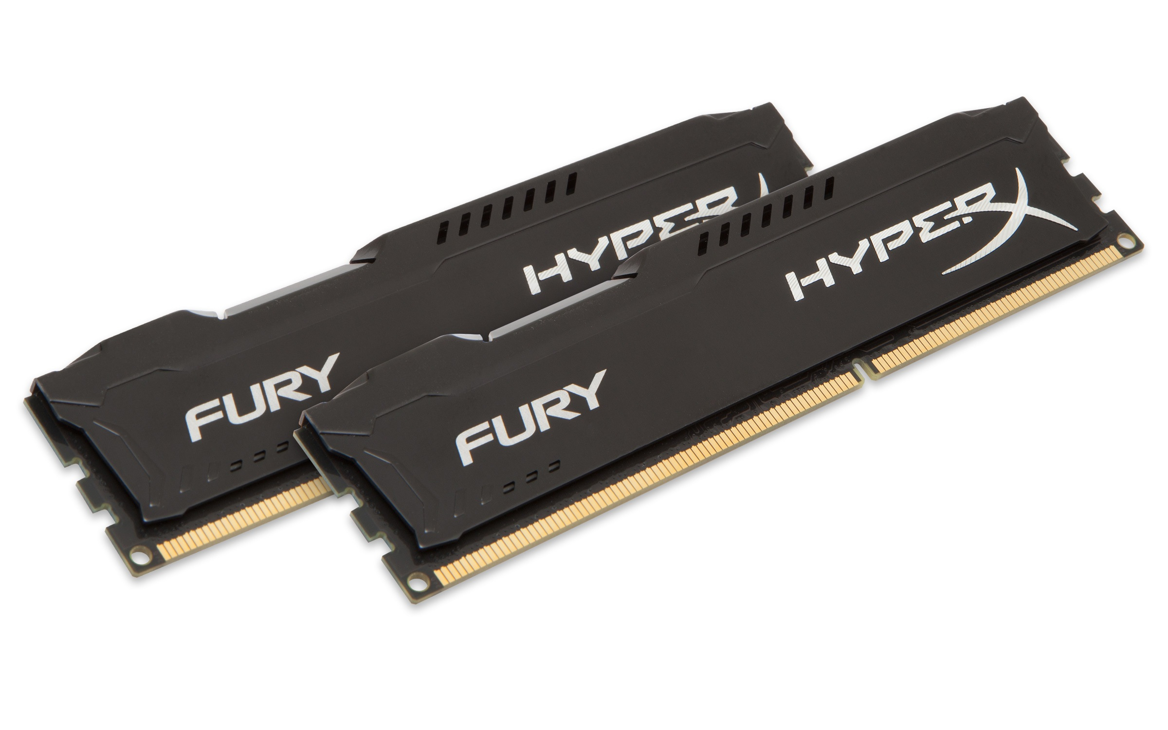 price of 16GB 1600MHz DDR3 CL10 DIMM (Kit of 2) HyperX FURY Black on ShopHub | ecommerce, price check, start a business, sell online