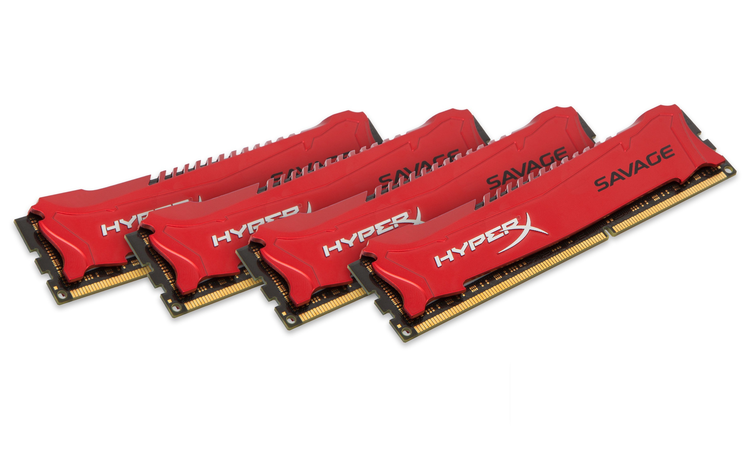 price of 32GB 1600MHz DDR3 CL9 DIMM (Kit of 4) XMP HyperX Savage Red on ShopHub | ecommerce, price check, start a business, sell online