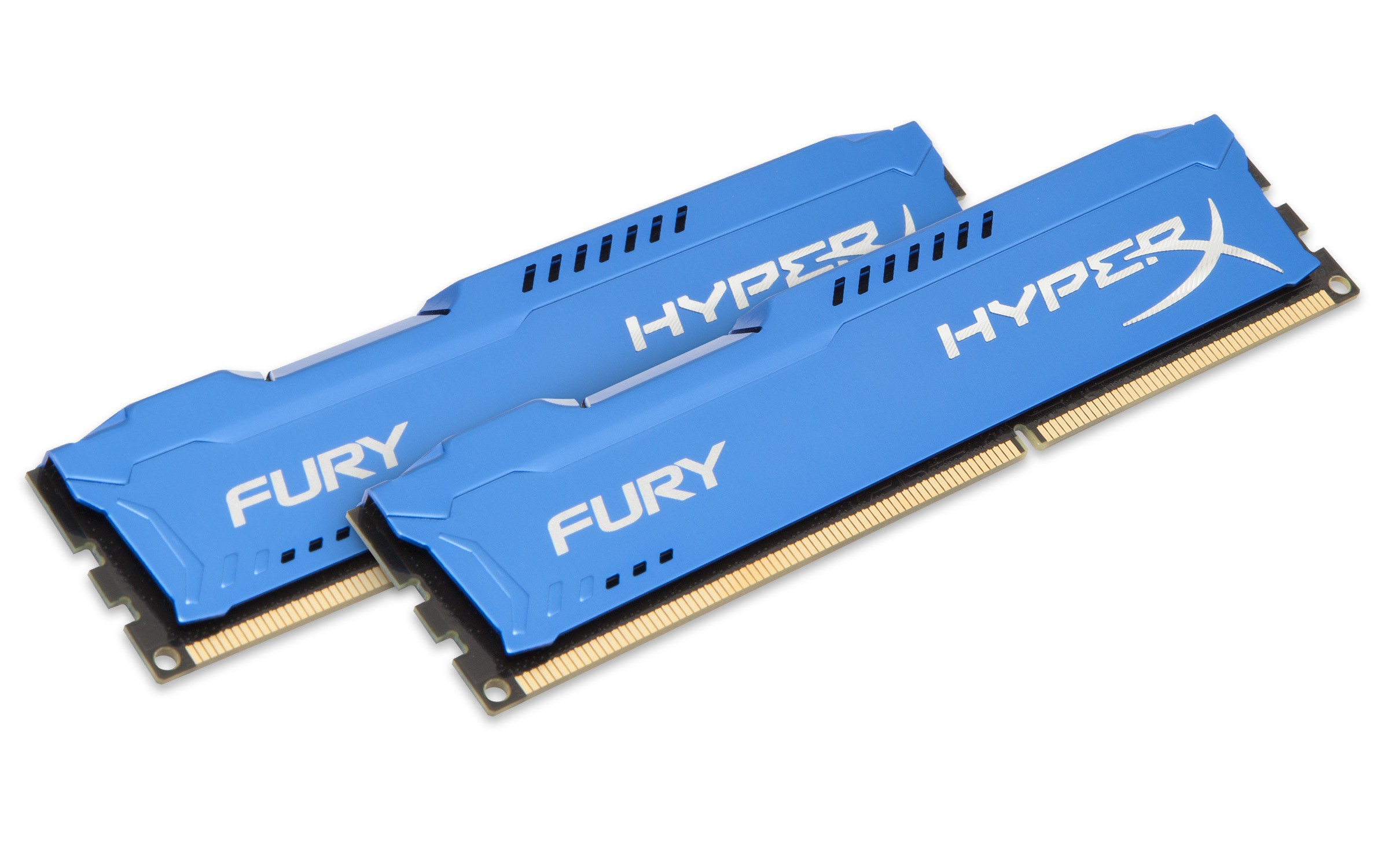 price of 16GB 1866MHz DDR3 CL10 DIMM (Kit of 2) HyperX FURY Blue on ShopHub | ecommerce, price check, start a business, sell online