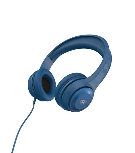 IFROGZ AURORA WIRED - BLUE