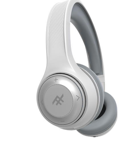 IFROGZ AURORA DJ WIRELESS HEADPHONE - WHITE