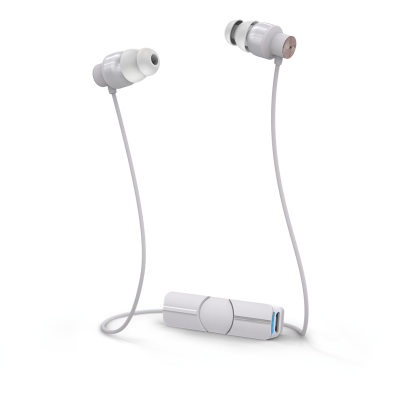 IFROGZ IMPULSE WIRELESS EARBUDS - WHITE