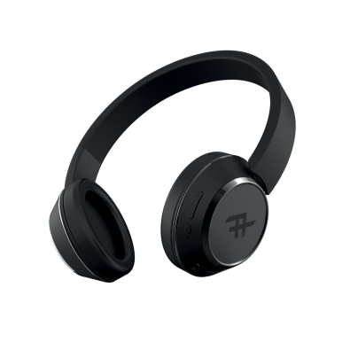 IFROGZ CODA WIRELESS HEADPHONE - BLACK