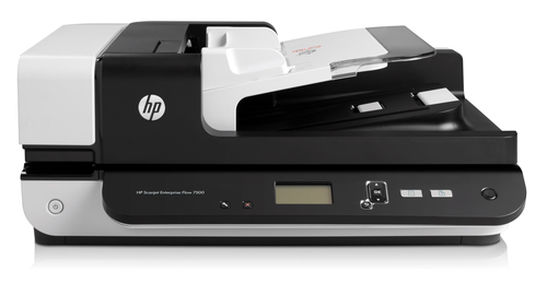 price of HP Scanjet Ent Flow 7500 Flatbed Scanner on ShopHub | ecommerce, price check, start a business, sell online