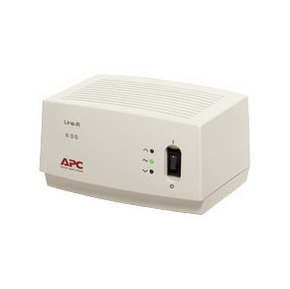 APC LINE-R 600VA AUTOMATIC VOLTAGE REGULATOR 230V EMEA