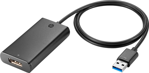 HP UHD USB Graphics Adapter
