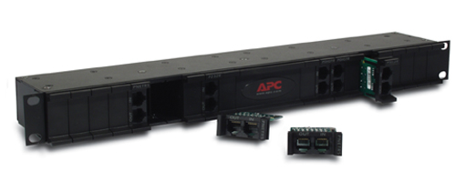 19 CHASSIS 1U 24 CHANNELS FOR REPLACEABLE DATA LINE SURGE PROTECTION