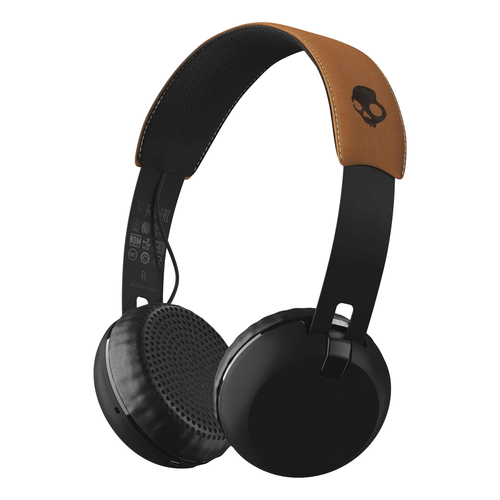 price of SKULLCANDY GRIND BT ON-EAR - BLACK/BLACK/TAN on ShopHub | ecommerce, price check, start a business, sell online