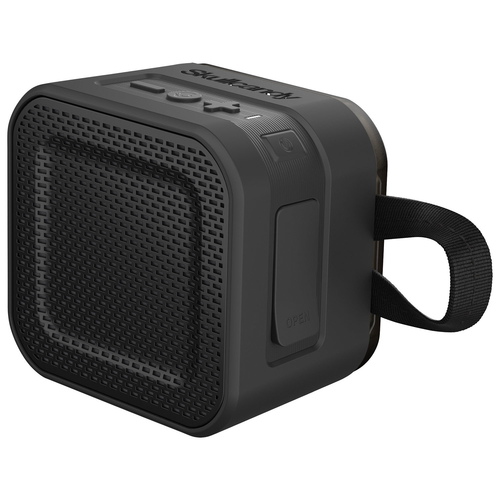 price of SKULLCANDY BARRICADE MINI BT SPEAKER - BLACK/BLACK/TRANSLUCENT on ShopHub | ecommerce, price check, start a business, sell online