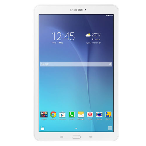 price of Samsung Galaxy Tab E 9.6 8GB 3G WHITE on ShopHub | ecommerce, price check, start a business, sell online