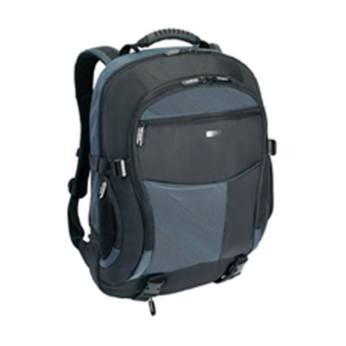 TARGUS - XL N/BOOK BACKPACK 17 - 18 BLACK & BLUE